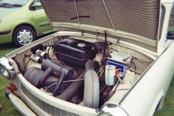 Trabant Ersatzteile und Reparatur