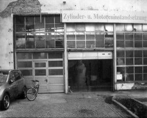 Alte Motorenwerkstatt Dresden