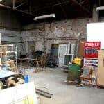 Alte Motorenwerkstatt