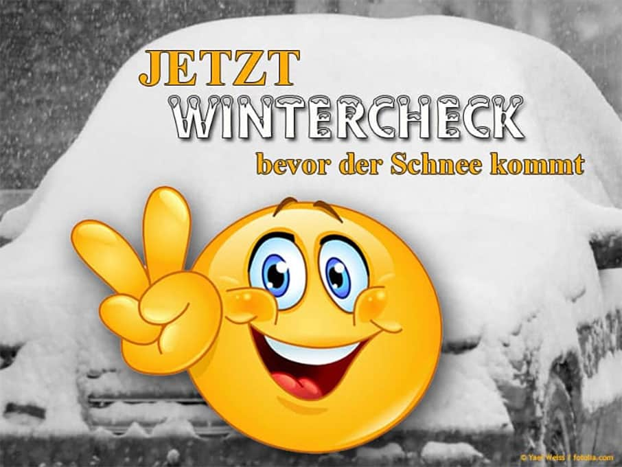 Auto Wintercheck günstig in Dresden