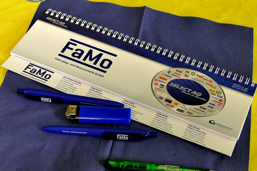 FaMo Sponsoring