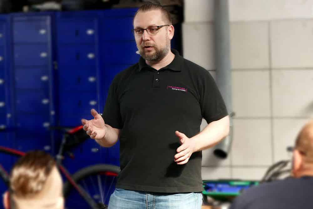 "Profitester Schulung mit ""mega macs 66"" und FaMo"