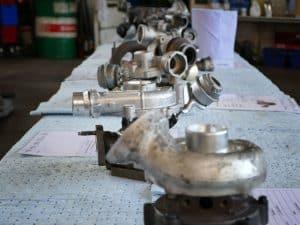 Praxis der Fehlerdiagnose bei Turboladern