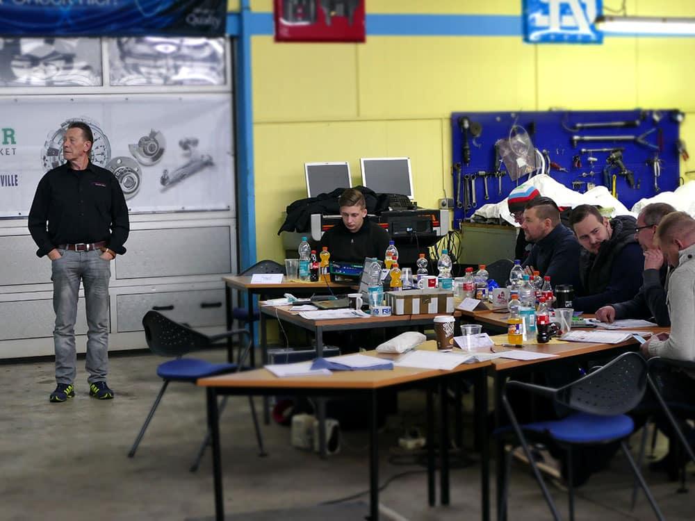 Fachkunde Weiterbildung bei MSM Motorenservice Dresden